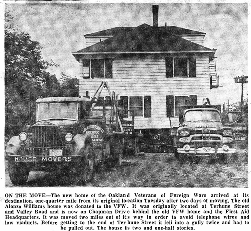 Penny House (Moved from Ramapo Valley Road - 1966)