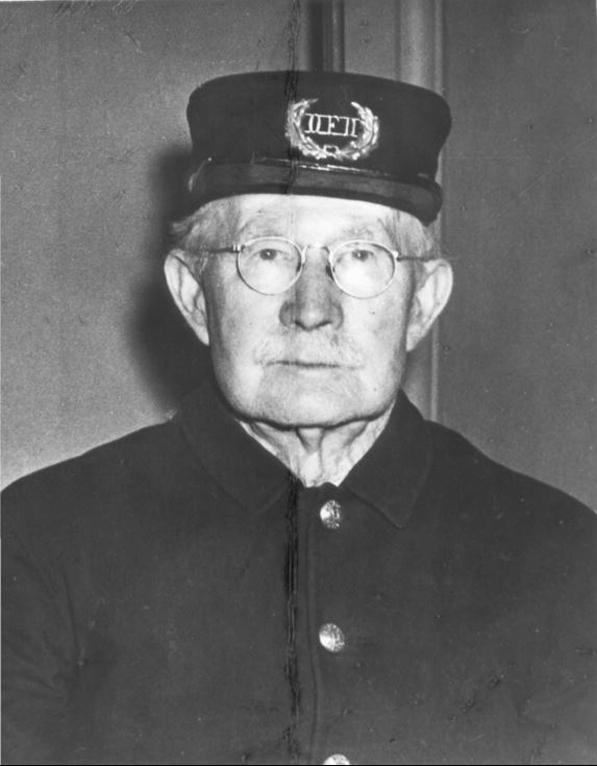 Amos Hooper - 2nd Fire Chief