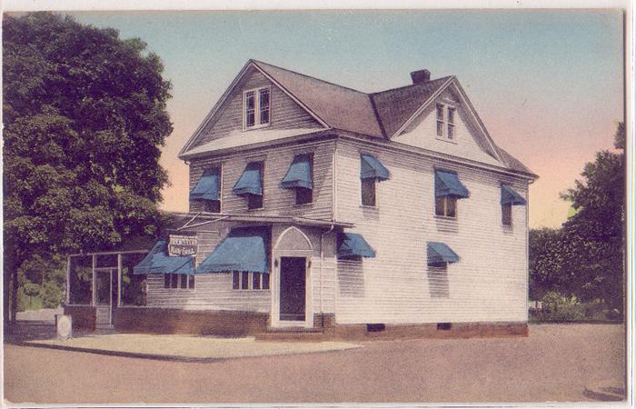 seelesbarwasoaklandhotelc1947